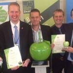 Green-Apple-Award