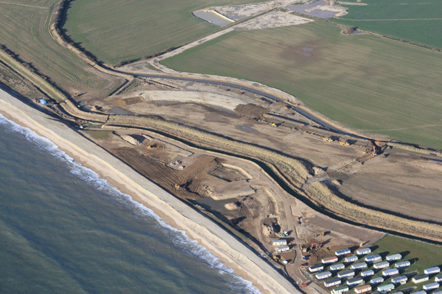 Medmerry Managed Realignment Mackley Civil Engineering