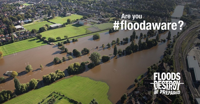 Flood aware campaign