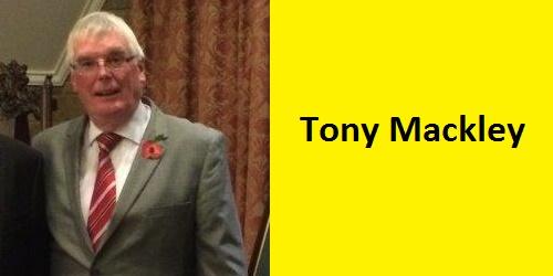 Tony Mackley homepage