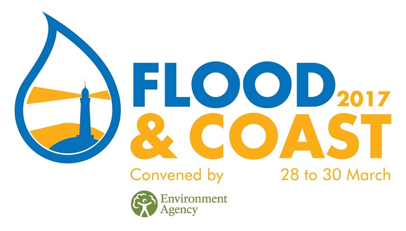 Flood and Coast 2017 logo