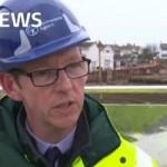 Mackley Shoreham ITV report home