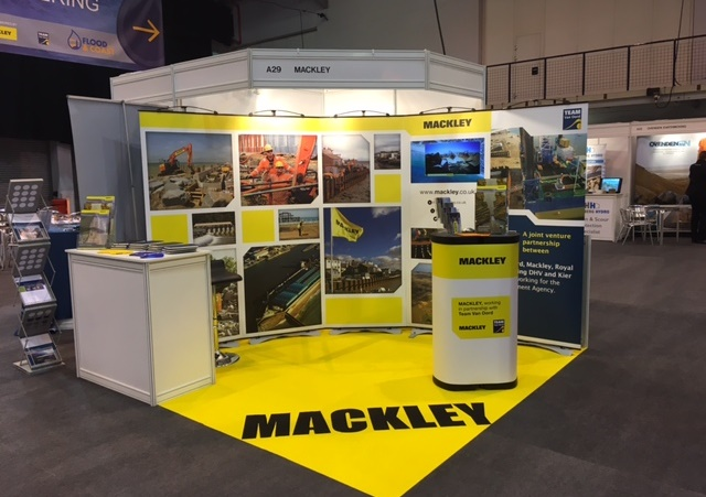 Mackley Flood and Coast stand 2017