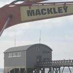 Mackley RNLI Selsey home