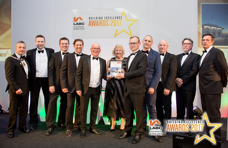 Mackley i360 LABC award