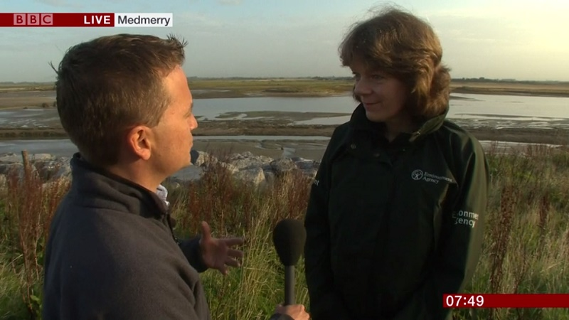 Medmerry BBC feature 2