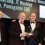 Mackley BCI award home