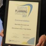 Mackley Shoreham planning award home