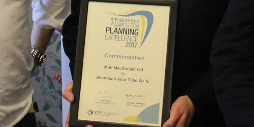 Mackley Shoreham planning award home