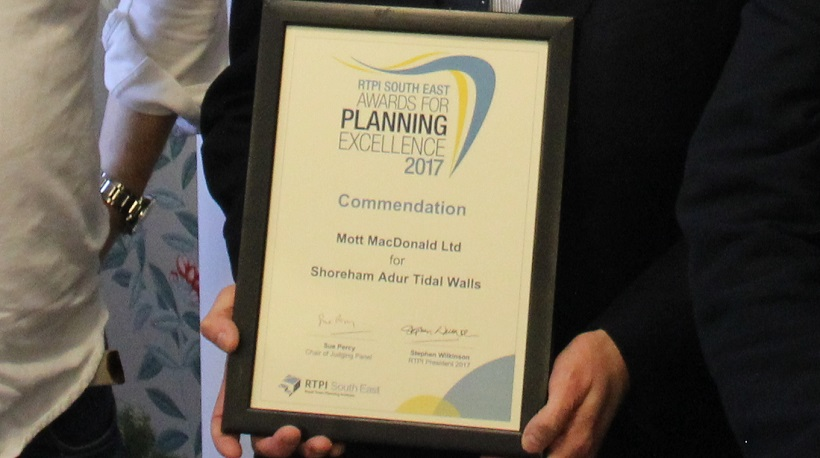 Mackley Shoreham planning award