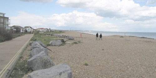 Mackley Shoreham beach clean home