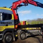 Mackley truck home