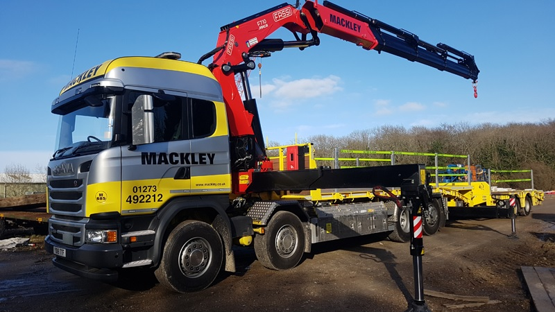 Mackley truck