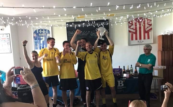 Mackley Ivan Mitchell 2018 winners