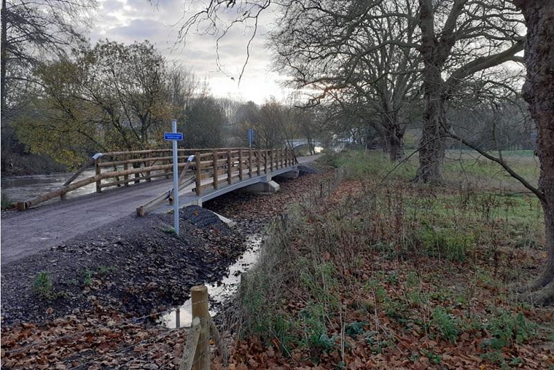 Romsey bridge